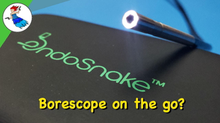 IS THIS THE BEST AFFORDABLE BORESCOPE TO OWN? // The Endosnake inspection camera review