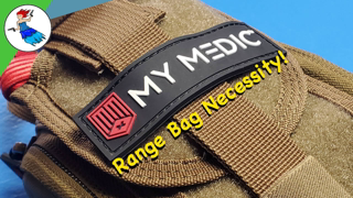 My medic first aid kit review // Range Medic. Don't go to the range without it!