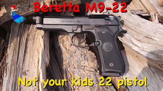 BERETTA M9 22 LR: The Beretta 22LR pistol everyone was wanting