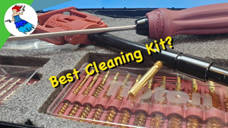 IS THIS THE BEST GUN CLEANING KIT YOU CAN OWN? // Tipton Ultra Cleaning Kit Review