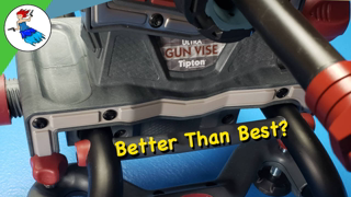 TIPTON ULTRA GUN VISE REVIEW // Could this Tipton gun Vise be the best you could own?