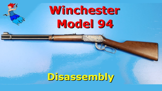 Winchester 94 disassembly