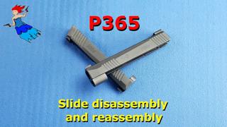 Sig P365 Slide Maintenance