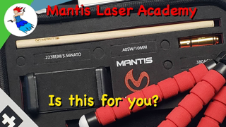 Mantis Laser Academy Review // The Mantis Laser Academy App - The Good and the Bad