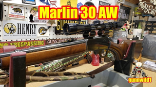 Marlin 30AW Lever Action 30-30