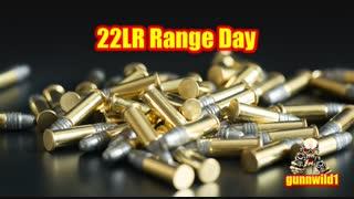 22LR Range Day