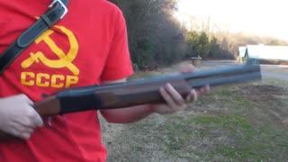 Double Barrel 12 Gauge