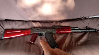 What was legal before SAFE ACT? Bulgarian AK 74 PRE NY SAFE Act example! Pre Ban? Now Assault Rifle?
