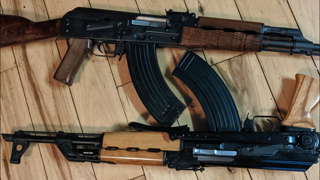 ZPAPM70 Civilian Version vs. M70AB2 Military Version. Same factory AK47 M70's What's the difference?