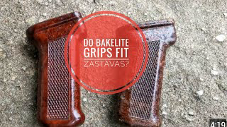 Will A Bakelite Grip Fit A Yugo / Zastava M70 M92 M85 Etc.? + What about Social Media FB Groups?