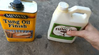 100% Pure Tung Oil VS Tung Oil Finish: Does it Contain Actual Tung? + Differences From BLO and Tung