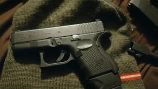 Glock 27 22 9MM 357 Conversion Guide + Beavertail Grips on Glock Gen4 pistol? Watch before you buy!