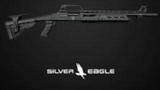 Silver Eagle RZ-17 Tactical!