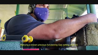Setting RFB Gas with Mag tech