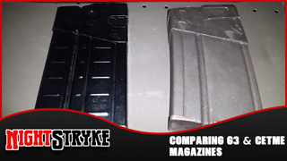 Comparing G3 & CETME Magazines