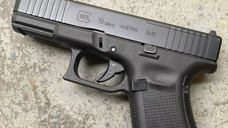 Glock 19 quick range demonstration, and how you could win one.