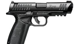 Remington RP 9. 1000 round review. My favorite Pistol. Whats yours? 18 round full size 18 plus 1 9mm