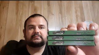 September Knife Giveaway. 3 knives.