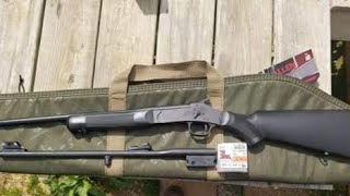 Rossi SS 410/MP 22LR combo.