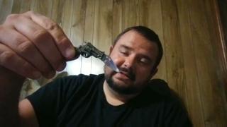Revolver Switch Blade #10knivesin10daysday7 #10knivesin10days #10knivesin10dayschallenge