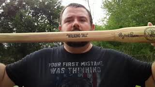 Official Sherriff Buford Pusser Big Stick And My Big Stick #10lesslethalweaponsin10daysday4