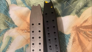 Taurus G3 Mags compatible with Stoeger STR-9