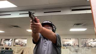 Smith and Wesson M&P 22 compact: Great Trainer for Women!