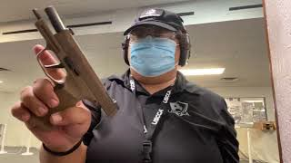 Sig p365 shootout! XL range review!!